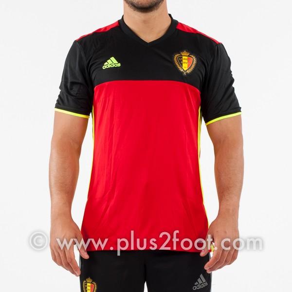 maillot-domicile-belgique-euro-2016